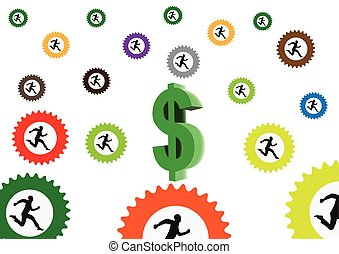Hectic Clipart And Stock Illustrations 410 Hectic Vector