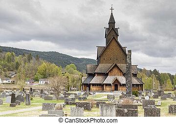 Heddal Stave Church, Norway - Heddal Stave Church - Norway