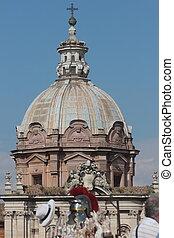 hedgear, Coliseo, Plano de fondo