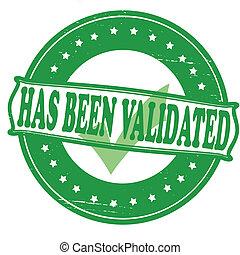 heeft, validated, zijn