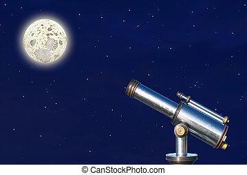 heelal, exploratie, nacht