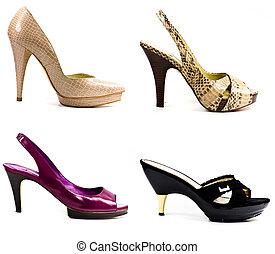 heels, luxe