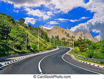hegy autóút