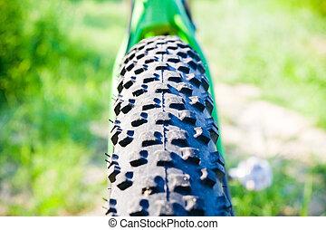 hegy bicikli, gördít, részletez