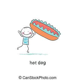 heißer hund