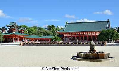heian のshrine