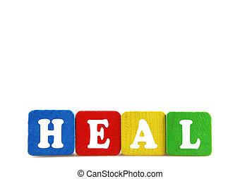 heilen, begriff