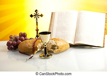 heilig, communie