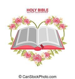heilige bibel, design