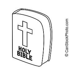 heilige bijbel, pictogram