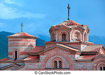 heilige, panteleimon, klooster