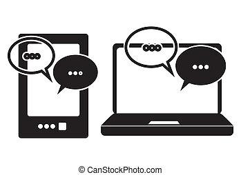 heiligenbilder, kommunikation