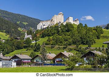 Heinfels castle, East Tyrol, Austria