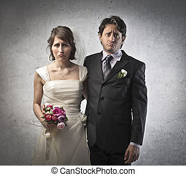 heiratend, paar