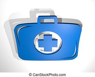 Helath box - Creative design of health box