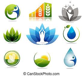 Helath care symbols