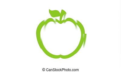 Helathy food design, Video Animation