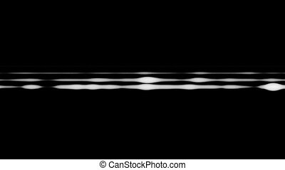 helder, horizontale lijnen