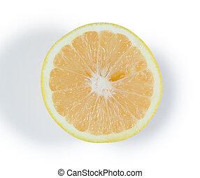 helft, grapefruit