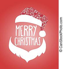 helgdag, julkort, hälsning