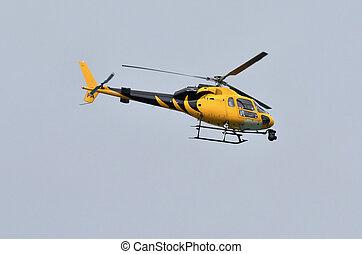 helicóptero, noticias