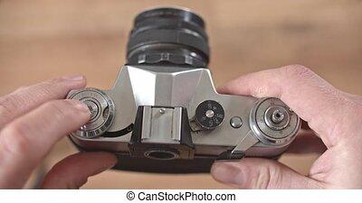 helios, leningrad., vieux, 1980, coût, 44-2., zenit-e, appareil-photo slr, ussr., rubles., interchangeable, 100, pellicule