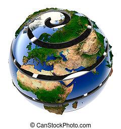 Helix Planet Earth