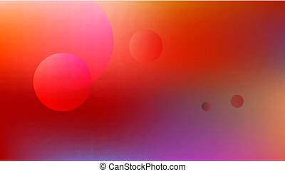 helling, vector, vaag, overgang, red., resizable, achtergrond, viooltje, colors., abstract, shapes., zacht