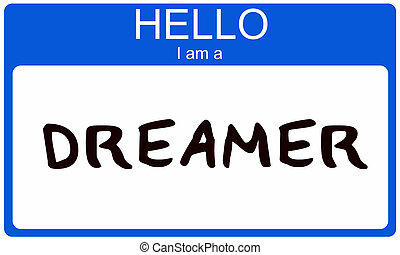 Hello I am a Dreamer