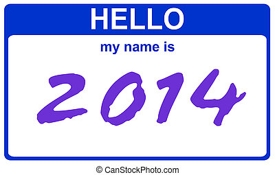 Hello Mt Name Is 2014