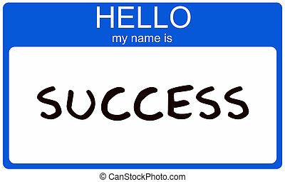 Hello Success