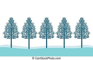 hello winter design, vector illustration eps10 graphic