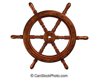 Helm - Navigation wheel