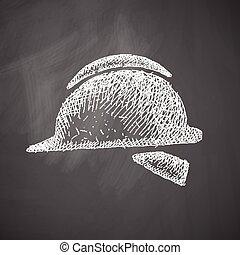 helm, pictogram