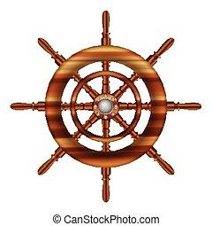 helm wheel