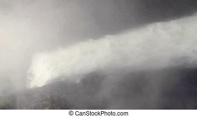 Helmcken Falls vertical - Helmcken Falls in Wells Gray...