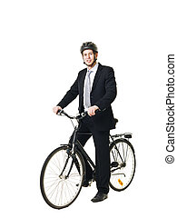 helmed, ποδήλατο , άντραs
