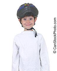 Helmet Boy