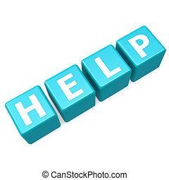 Help blue puzzle