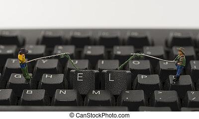help computer hacking