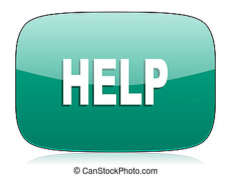 help green icon