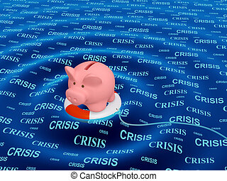 Help in a crisis situation - Conceptual image - help in a ...