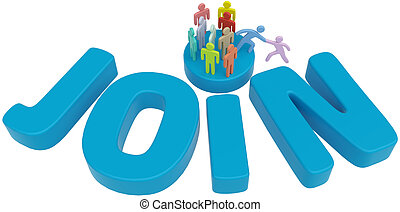 Help joining social business people
