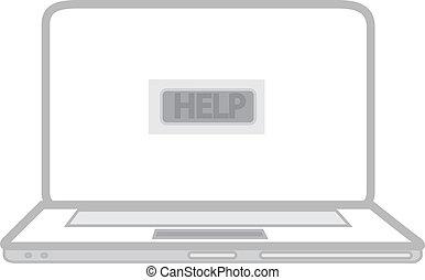 help laptop