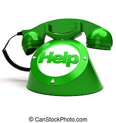 Help phone