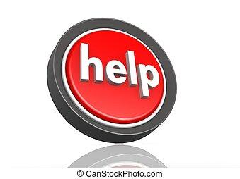 Help round icon