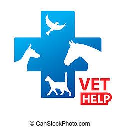 help-vet - Sign - Veterinary Relief Services