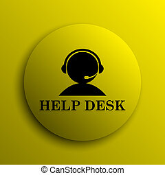 helpdesk, icône