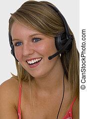 Helpful Telephonist Too