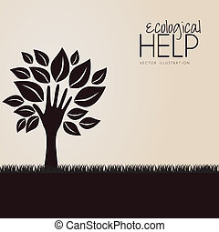 helping nature